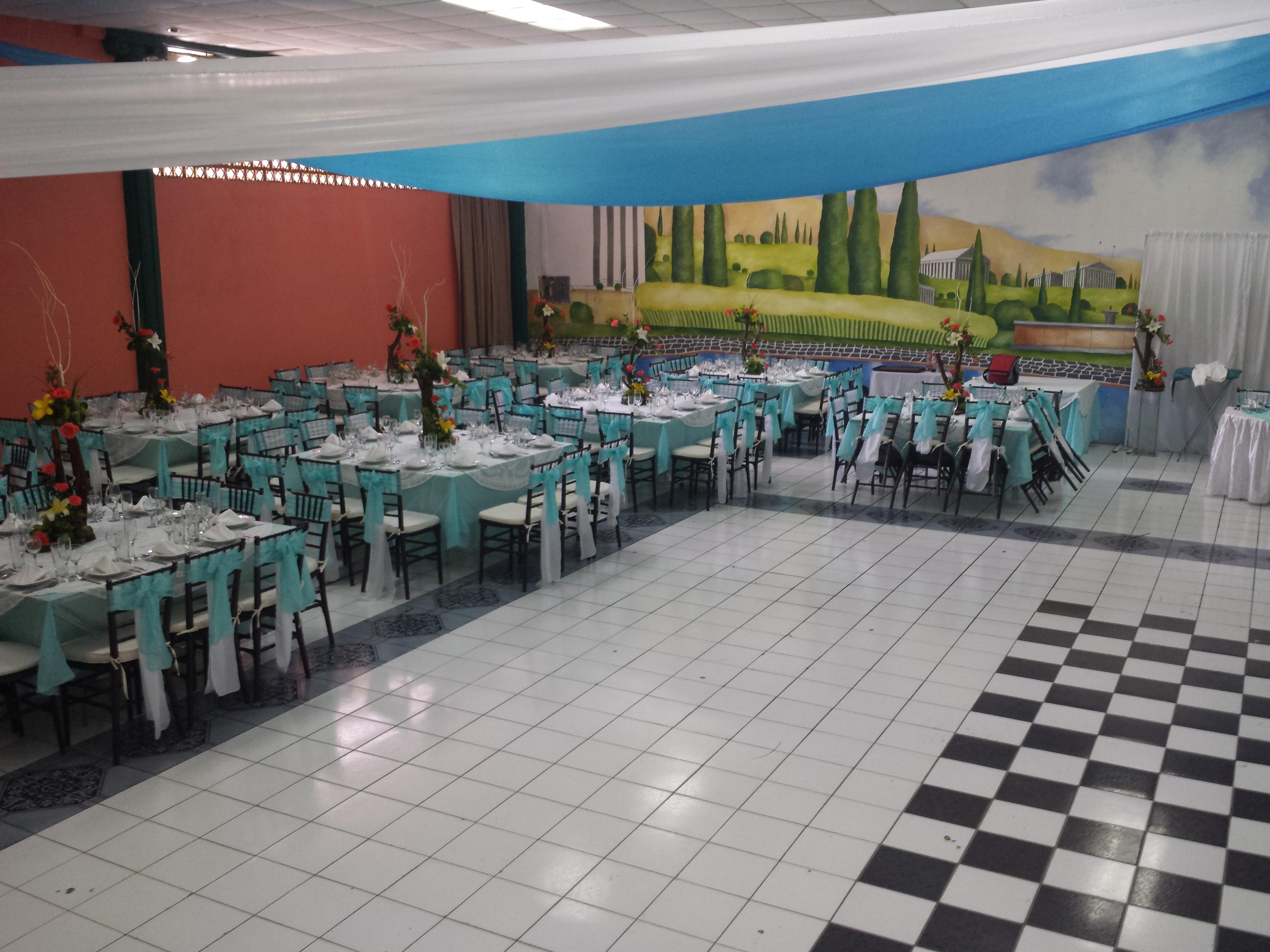 Graduaciones Banquetes Belem